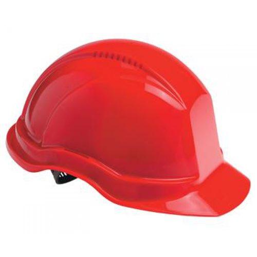 Каска защитная промышленная Универсал (Украина) оранжевый