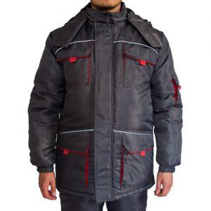 Куртка утепленная Спец-1 (Украина) серый