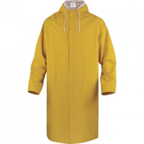 Плащ влагозащитный Delta Plus MA305 (Франция) желтый