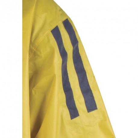 Плащ влагозащитный Delta Plus MA400 (Франция) желтый