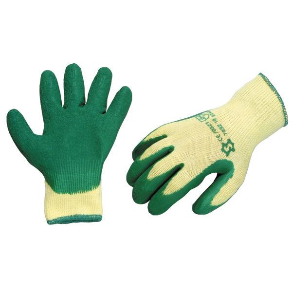 Перчатки вязанные с латексным покрытием С 15 Safe